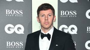 Professor Green arriving at the GQ Men of the Year Awards 2019 in association with Hugo Boss, held at the Tate Modern in London.