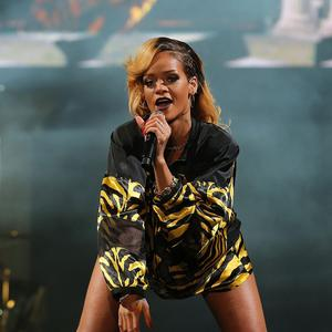 Rihanna says she's not much of a party girl these days