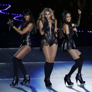 Destiny's Child saw a spike in sales after their Super Bowl performance