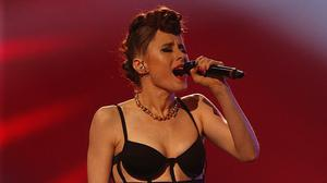 Kiesza was involved in a car crash while in an Uber in Toronto in 2017 (Danny Lawson/PA)
