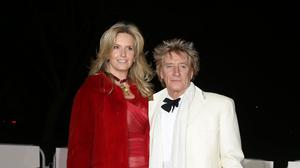 "Penny Lancaster believes men are ""hunter gatherers"""