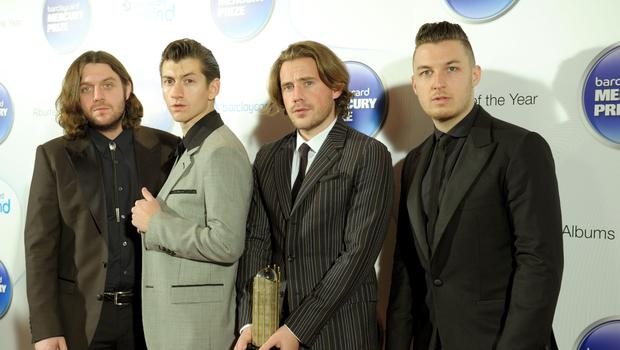 Arctic Monkeys have scored their sixth consecutive number one on the Official Albums Chart.