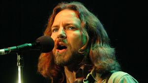 Rock band Pearl Jam – fronted by Eddie Vedder – have postponed their North American tour due to the Covid-19 virus (Joel Ryan/PA)