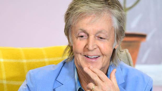 Sir Paul McCartney says he is a 'pretty normal' grandfather (Ian West/PA)