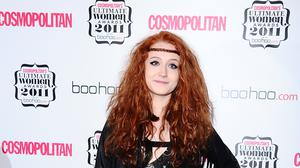Janet Devlin finished fifth on X Factor in 2011 (Ian West/PA)