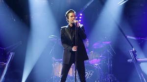 Brandon Flowers of The Killers (Yui Mok/PA)