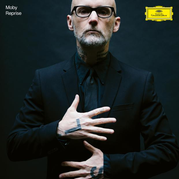 The cover for Moby's new album, Reprise (Deutsche Grammophon/Universal Music)