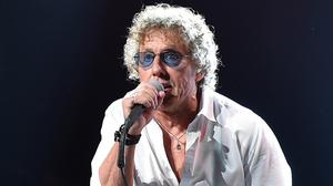 Roger Daltrey performed at a couple's wedding