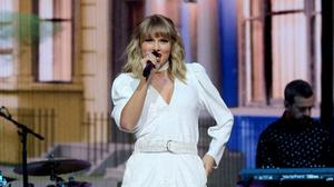 Taylor Swift has cancelled all live appearances and performances in 2020 in response to the coronavirus pandemic (Isabel Infantes/PA)