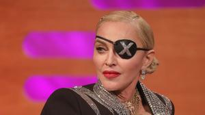 Madonna has called Covid-19 'the great equaliser' (Isabel Infantes/PA)
