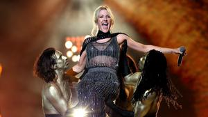 The release – set in two parts – will be Ellie Goulding's fourth studio album (Isabel Infantes/PA)