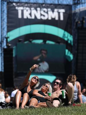 The treasure hunt will serve as the announcement for acts to headline the Glasgow festival next summer (Andrew Milligan/PA)