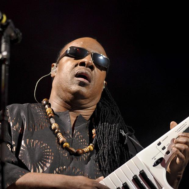 Stevie Wonder covered Michael Jackson's The Way You Make Me Feel at the pre-Super Bowl concert