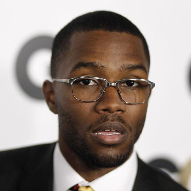 Frank Ocean is due to perform at the Grammys on February 10, (AP/Matt Sayles)