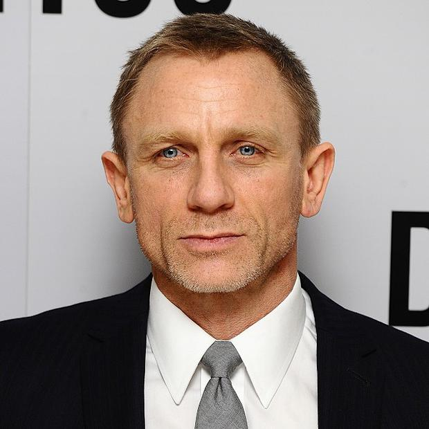 Daniel Craig's Skyfall is up for a South Bank Sky Arts Award