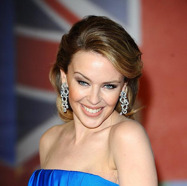 Kylie Minogue is now signed to Jay-Z's record label