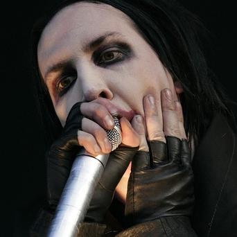 Marilyn Manson apparently fell ill on stage in Canada
