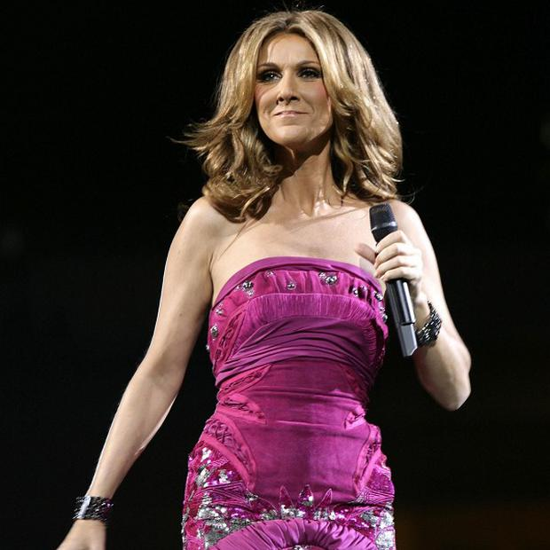 Celine Dion showed off her language skills