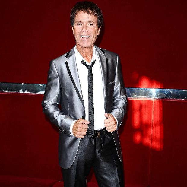 Sir Cliff Richard is a fan of One Direction