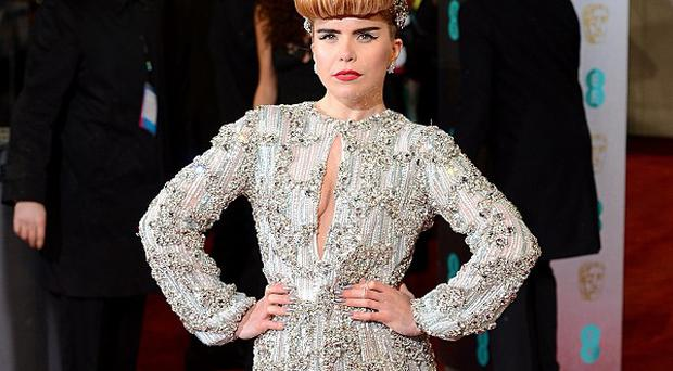 Paloma Faith said she never gets approached by men
