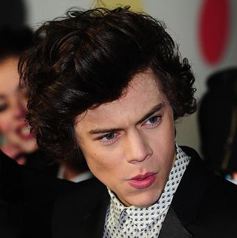 Harry Styles saw ex Taylor Swift for the first time since their split at the Brits