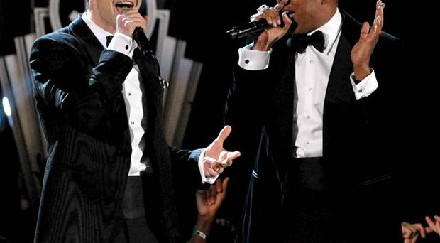 Justin Timberlake and Jay-Z are going on a joint tour