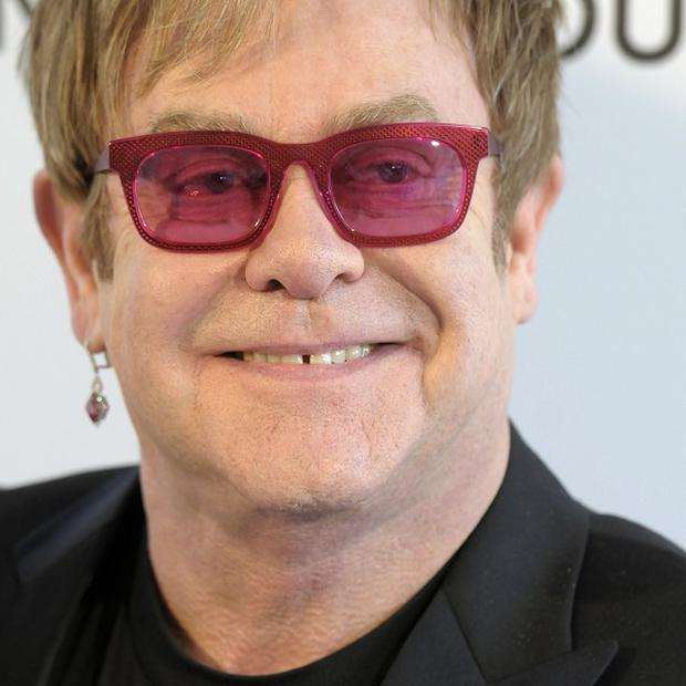Sir Elton John is a big fan of Adele