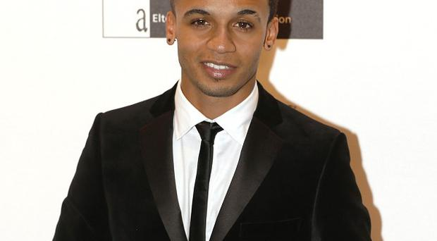 Aston Merrygold would like JLS to star in a reality show