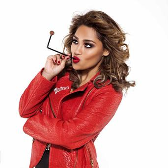 Vanessa White has enjoyed being in LA, but confesses she is still a homebody