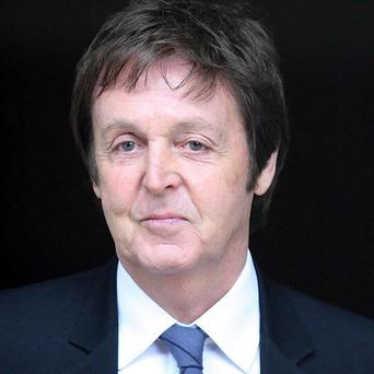 Sir Paul McCartney's mother Mary died when he was 14