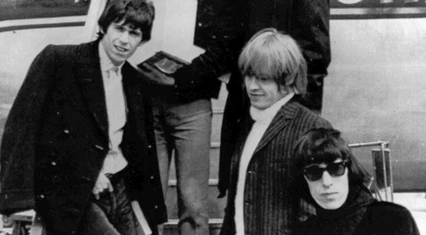 Rolling Stones memorabilia will be on display in Cleveland