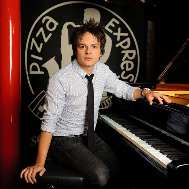 Jamie Cullum is releasing his fifth album in May