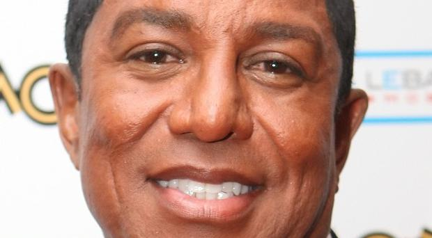 Jermaine Jackson said he feels his brother on stage when he performs