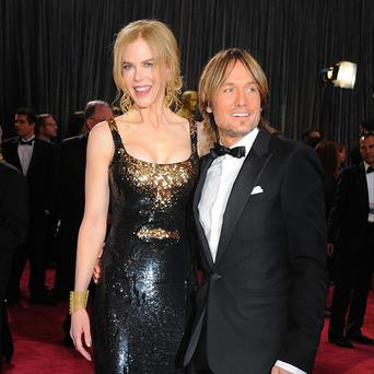Nicole Kidman and Keith Urban like to sing around the house