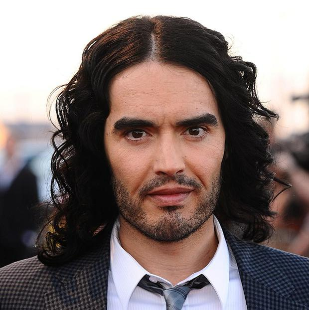 Russell Brand said he had put together the 'perfect bill' for his anti-addiction concert