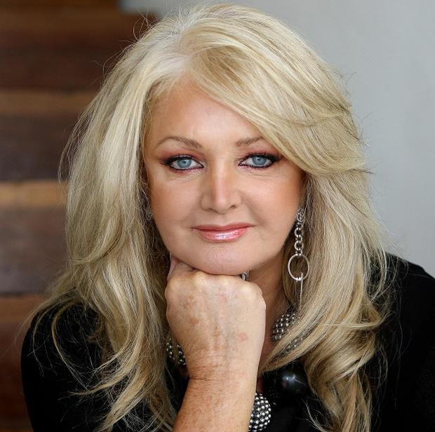 Bonnie Tyler will be hoping for heroic success at Eurovision