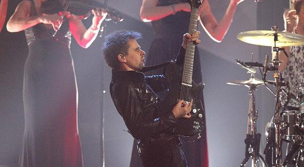 Matt Bellamy confessed he wanted to be a classical musician not a rock star