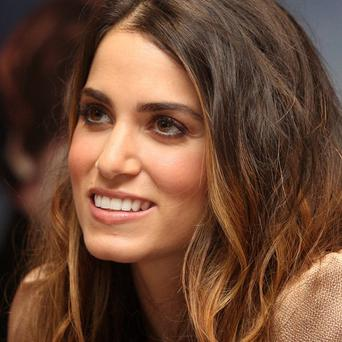 Nikki Reed has written her new album with her husband