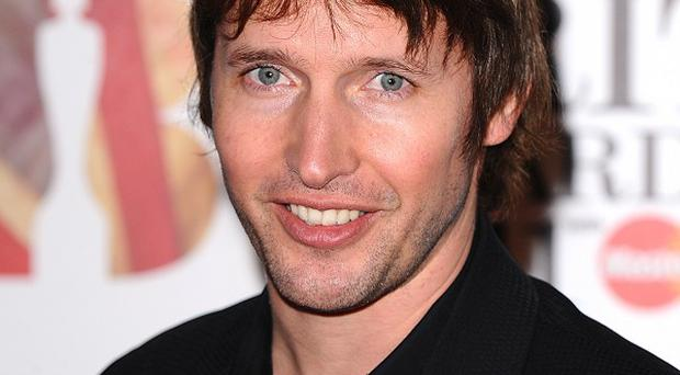 James Blunt has more music in the pipeline