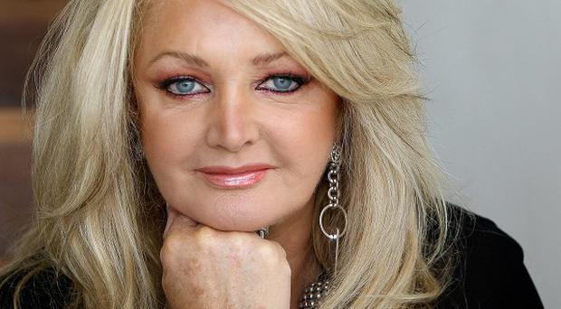 Bonnie Tyler was asked to do Eurovision many years ago