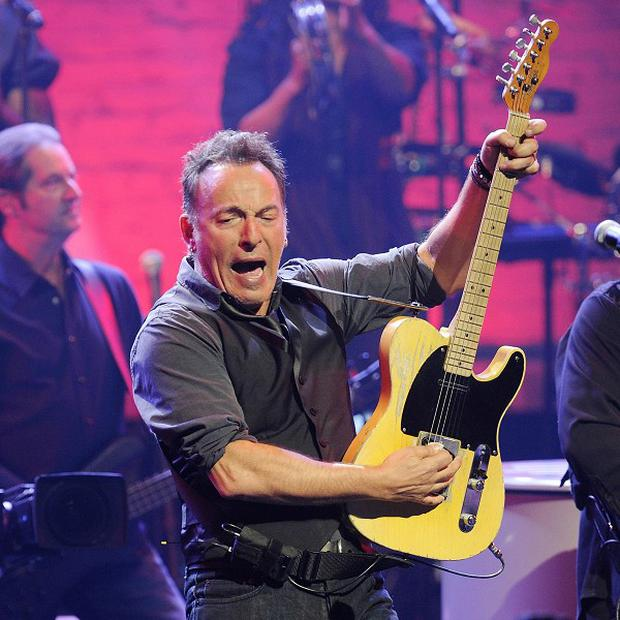 Bruce Springsteen kicked off his Australian tour with a warning about his political influence over national economics
