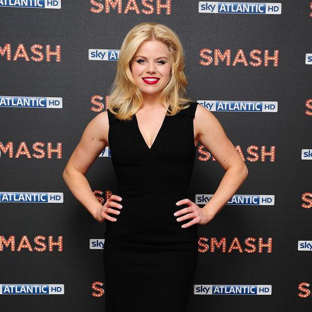 Megan Hilty has released her debut solo album