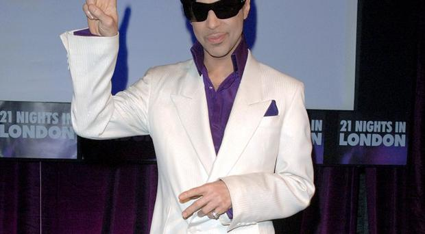 Prince brought the house down at the SXSW festival