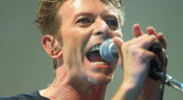 David Bowie has scored his first number one album in 20 years