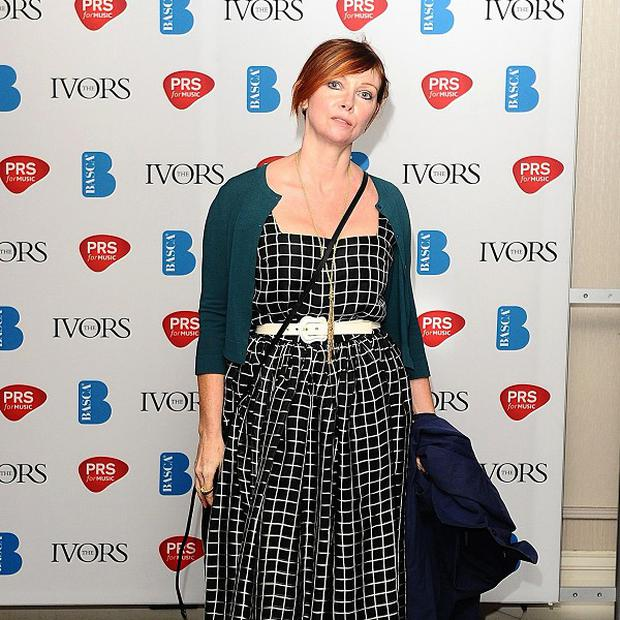 Cathy Dennis thinks One Direction should stick to performing