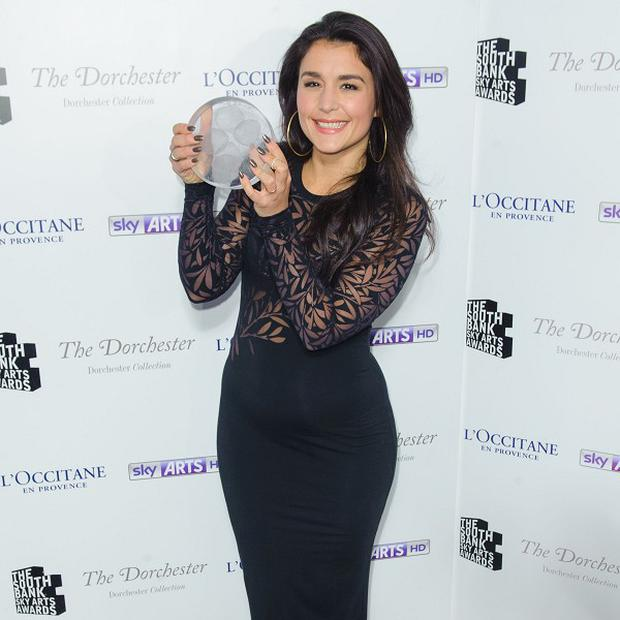 Jessie Ware says one of her fans once wrote her a book