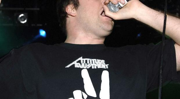 Mark 'Barney' Greenway is frontman of Napalm Death