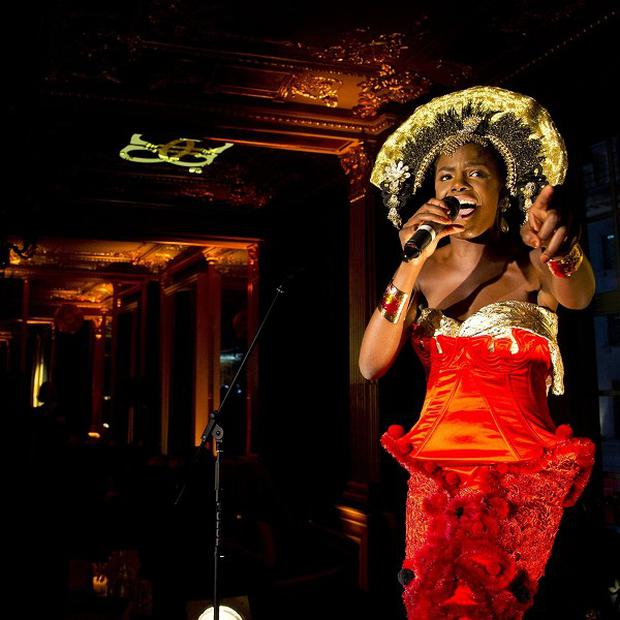 Shingai Shoniwa unveiled her new song
