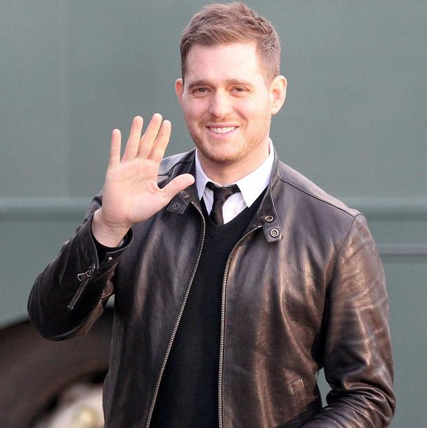 Michael Buble would like to duet with Will Ferrell