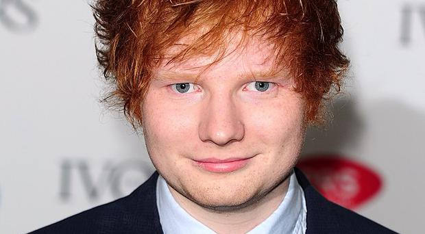 Ed Sheeran said Teenage Cancer Trust gigs clashed with his sold-out Oz dates